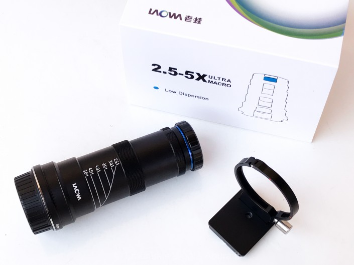 Laowa 25mm f/2,8 2m5-5x Ultra macro